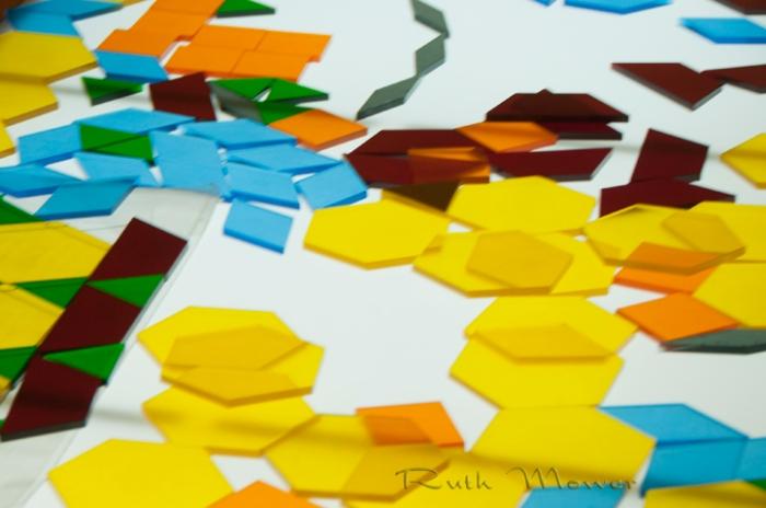 Scrambled pieces